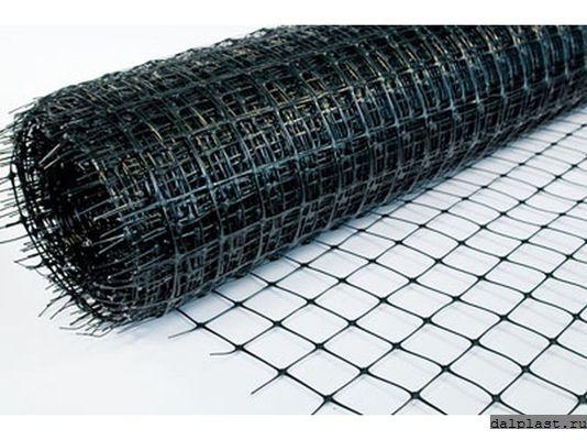 Стрэн пластиковая строительная сетка