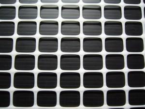Пластиковые сетки с успехом применяются для ограждения
