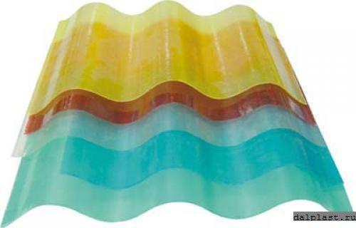 Волнистый пластик Elyplast